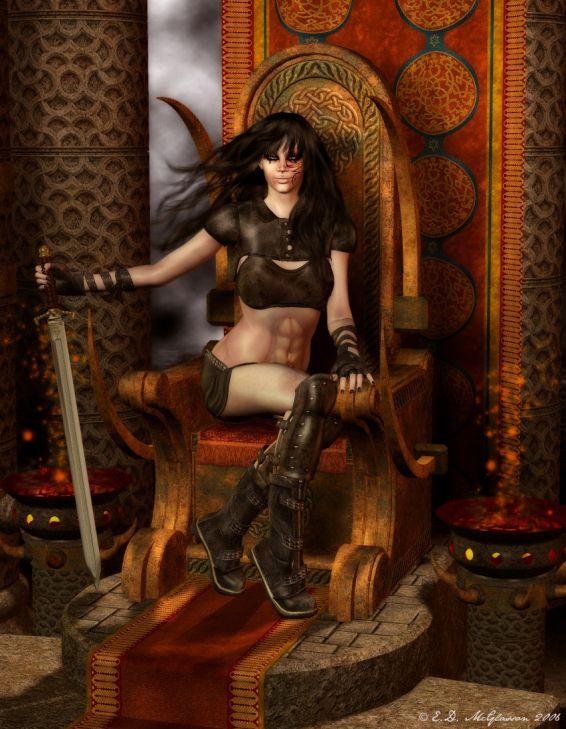 Картини: She Ruler