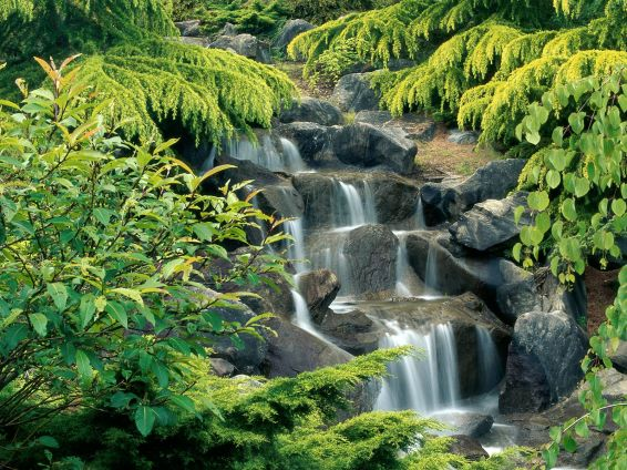 Водопади: Vancouver