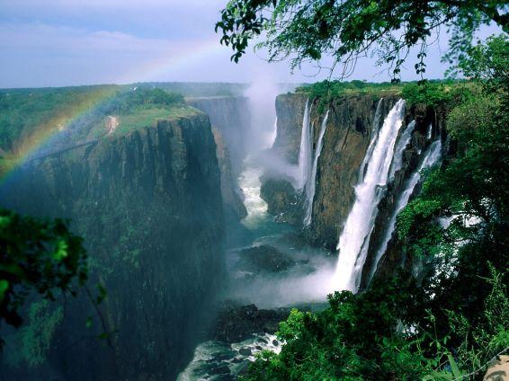 Водопади: Victoria Falls